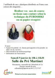 flyer sac de course