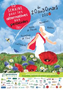 Action pour la Semaine  pour les alternatives aux pesticides