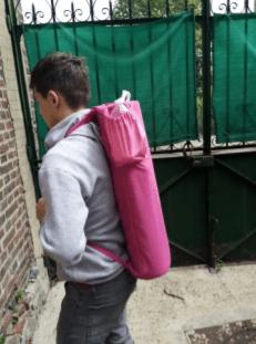 sac à tapis de gym