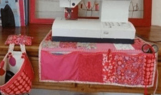 tapis pour machine à coudre