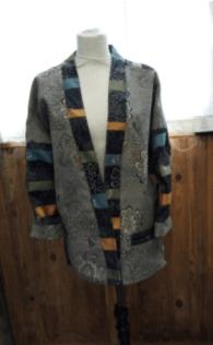 Ateliers de confection 2021 : veste épaisse
