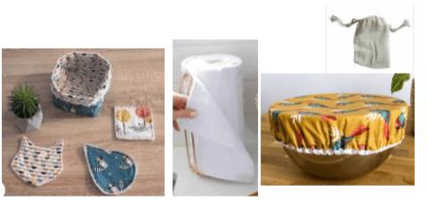 Ateliers de confection 2021 : Zéro déchet